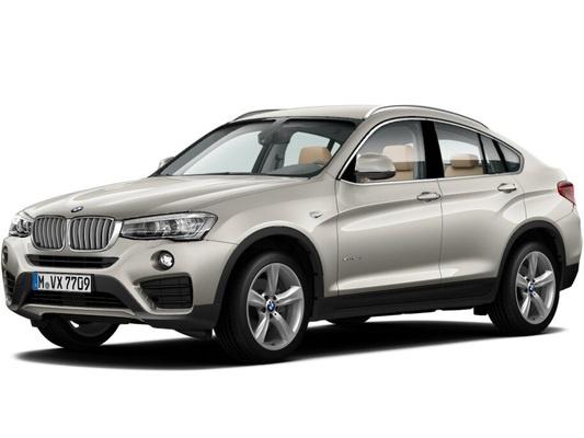 BMW X4 (F26) (2014-2018) PRÉMIUM GUMOVÉ AUTOKOBERCE