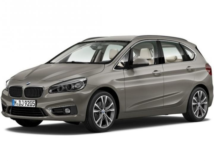 BMW 2 ACTIVE TOURER (F45) (2014-) ŽEBROVANÉ AUTOKOBERCE