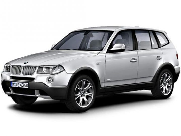 BMW X3 (E83) (2003-2010) DESIGN GUMOVÉ AUTOKOBERCE