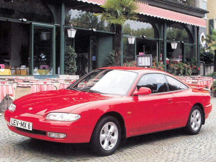 MAZDA MX6 (1991-1997) ŽEBROVANÉ AUTOKOBERCE
