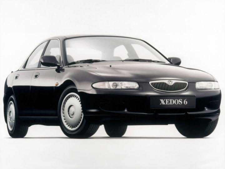 MAZDA XEDOS 6  (1992-2000) ŽEBROVANÉ AUTOKOBERCE