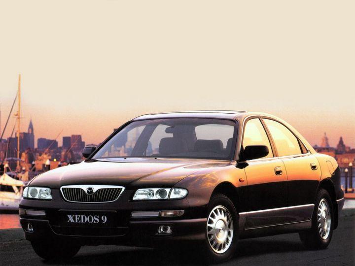 MAZDA XEDOS 9 (1992-2003) ŽEBROVANÉ AUTOKOBERCE