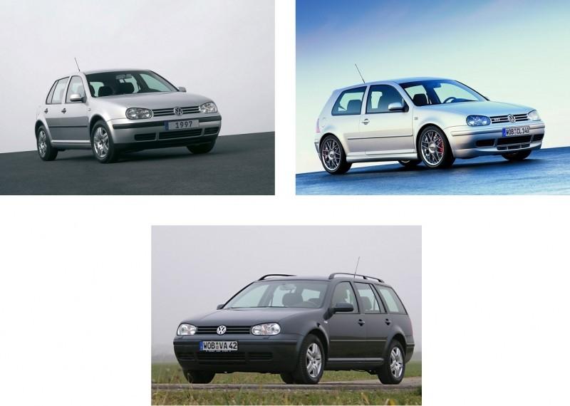 VW GOLF IV (1997-2003) Opěrka na nohu