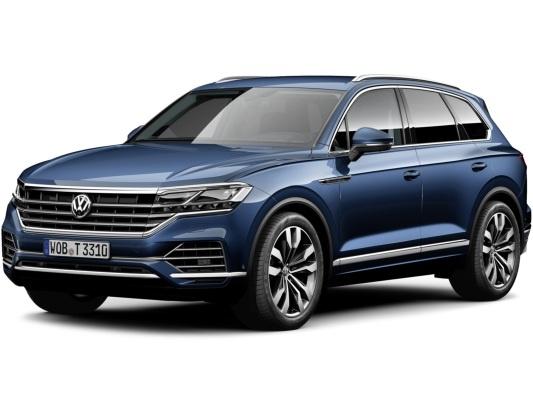 VW TOUAREG (CR) (2018-) GUMOVÉ AUTOKOBERCE