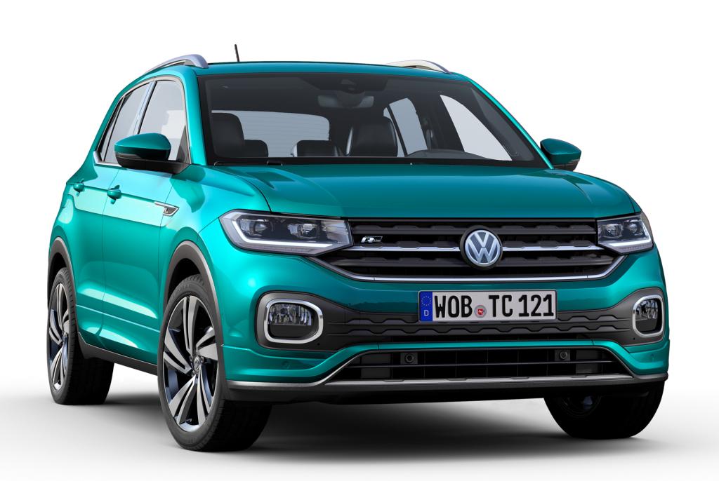 VW T-CROSS (2019-) GUMOVÉ AUTOKOBERCE
