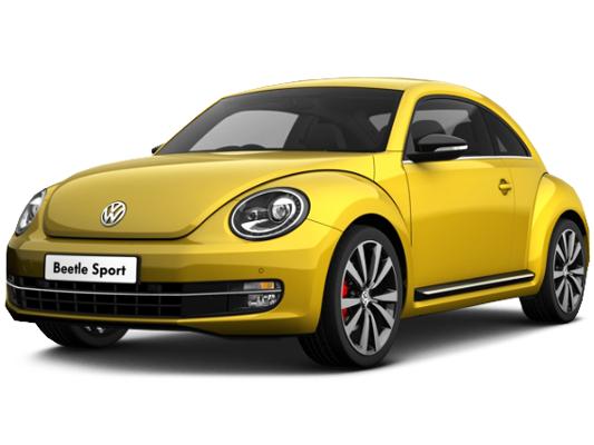 VW BEETLE (2012-2019) GUMOVÉ AUTOKOBERCE