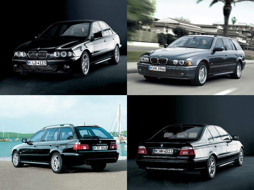 BMW 5 (E39) (1995-2004) OFUKY