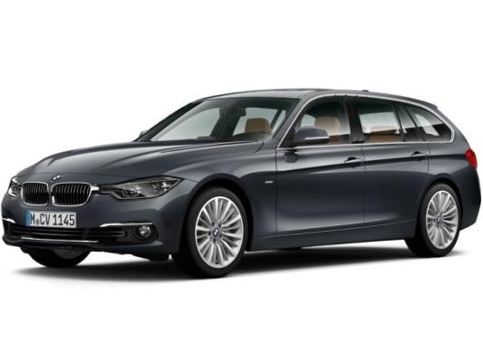 BMW 3 (F31) (2012-2019) PRÉMIUM GUMOVÉ AUTOKOBERCE