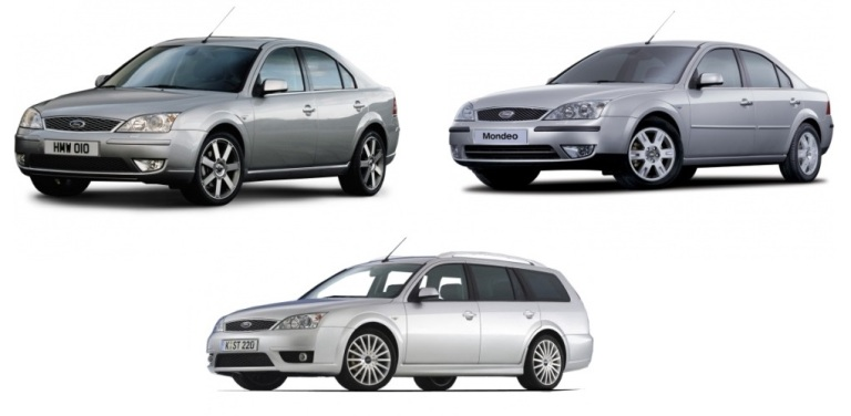 FORD MONDEO MK3 (2000-2007) OFUKY
