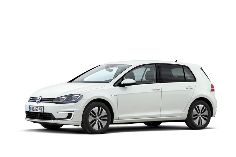 VW E-GOLF VII (2014-) GUMOVÉ AUTOKOBERCE